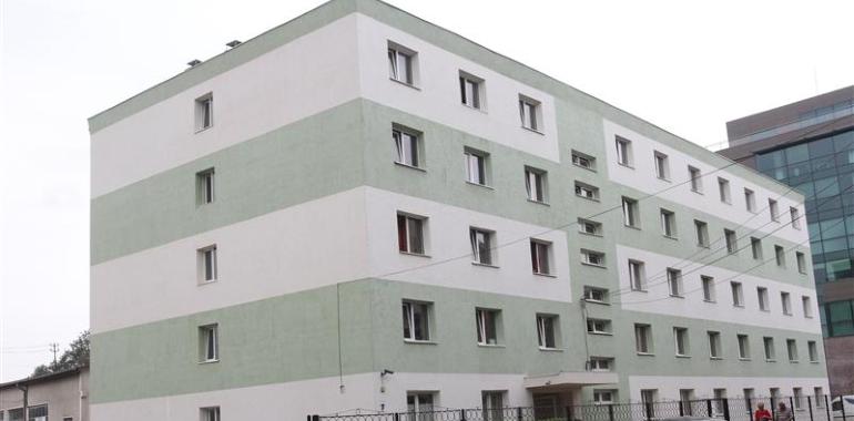 Recompartimentare, reabilitare termică și extindere cu mansardă și balcoane-construcție P+4E (bloc CARAIMAN II-fost cămin de nefamiliști)