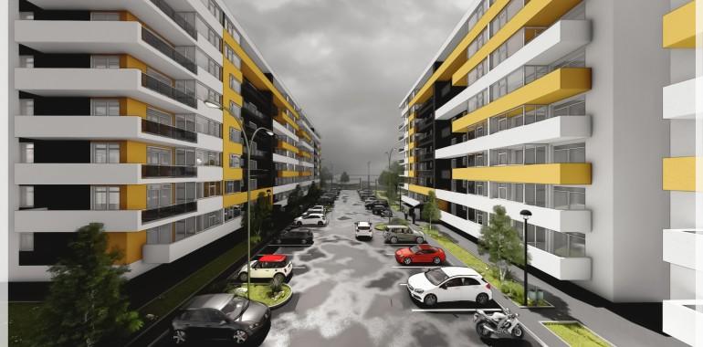 Un nou cartier de locuinte in Braila
