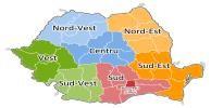 Regiuni de dezvoltare Romania