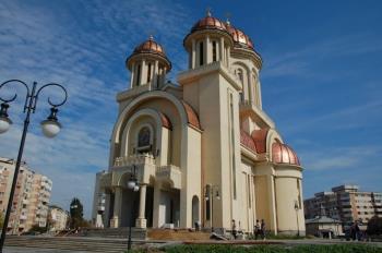 Catedrala construita de Concivia Braila