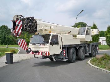 Automacara Terex 30 tone